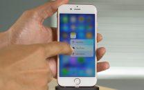 Apple İphone 6s te 3d Touch Hassasiyeti Nasıl Ayarlanır