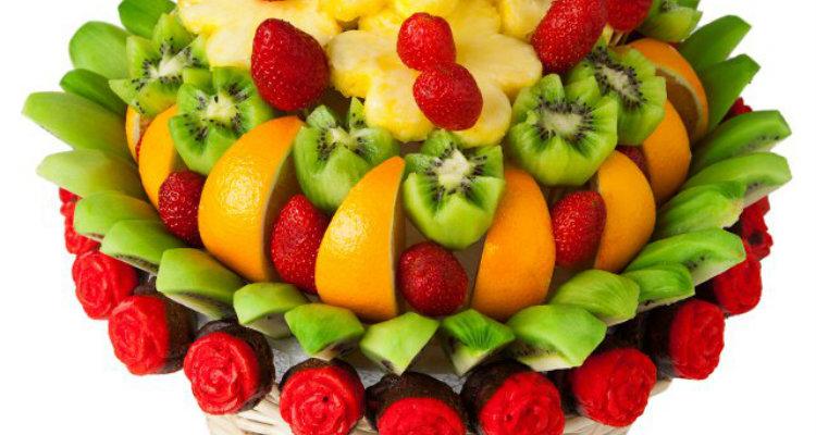 meyveleri farklı şekilde sunma ile ilgili görsel sonucu
