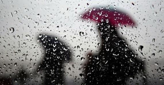 yağmurlu günler için makyaj